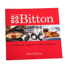 Bitton French inspired cafe cookbook