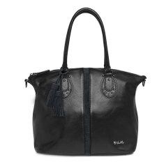 Il Tutto Ellyse Tote Baby Bag in Black