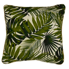 Bamboo Palm indoor or outdoor cushion (Various Sizes)
