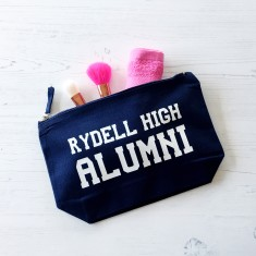 Rydell High alumni wash bag