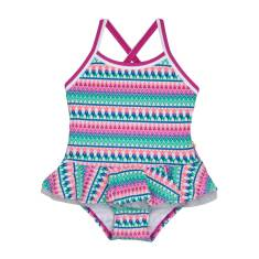Ocean Jewel Crossback Swimsuit