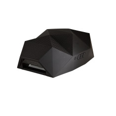 Large Turtle Shell Wireless Boom Box In Black by Outdoor Tech