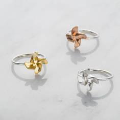 Pinwheel Ring