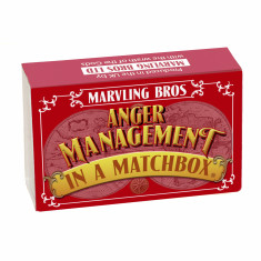 Stress Relief Kit In A Matchbox