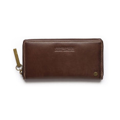 Christina Classic Collection wallet in chocolate