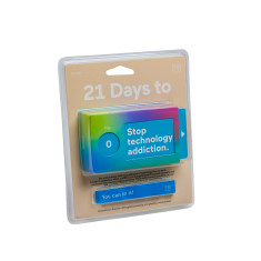 Doiy 21 days to stop technology addiction ticket box