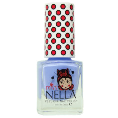 Peel off kids' nail polish in Blue bell (non toxic)