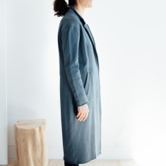 Everyday Duster in Slate Green
