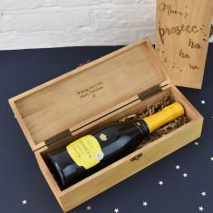 Prosecco Ho Ho Ho Personalised Gift Box