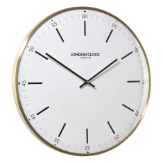 London Clock Company Larson Wall Clock