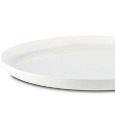 Sorona unbreakable large plate with non-slip ring (pack of 4, various colours)