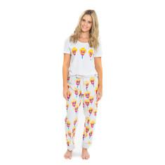 Bubble-o-Bill Pyjama Pants + Tee Set