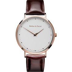 Barbas & Zacari Dawn Leather Watch - Unisex