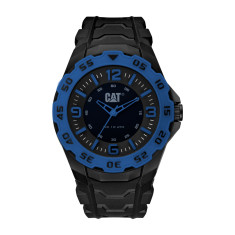 CAT Motion series watch in Black & Blue