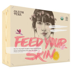 Feed Your Skin - DIY Face Moisturising Kit