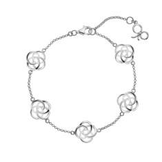 Five Love Knot Bracelet