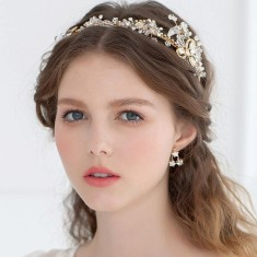 Hairband for the Bride
