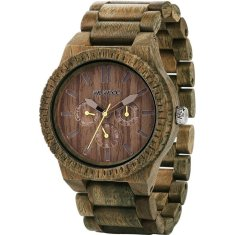 Kappa Army Wood Watch