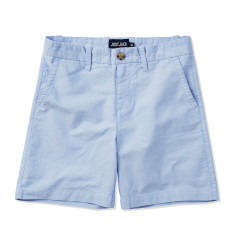 Boys Flat Fronted Oxford Shorts