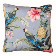 Hibiscus indoor or outdoor cushion (Various Sizes)