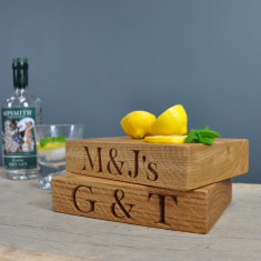 The Gin & Tonic Board