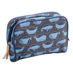 Tamelia Whale make up bag