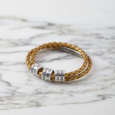 Personalised Women's Storyteller Bracelet
