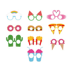 DOIY party glasses pack of 10