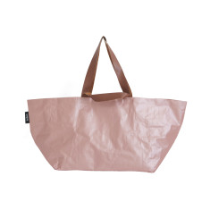 Beach Bag in Rose Gold