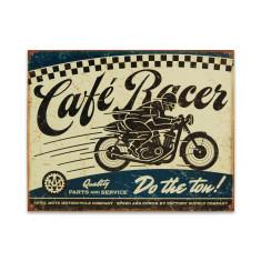 Cafe Racer Sign