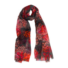 Fire fancy luxe scarf