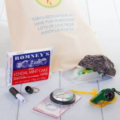 Personalised Geocaching Hobby Kit