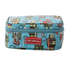 Kids Insulated Lunch Box Cooler in Robot Print