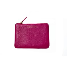 The GIA coin purse raspberry