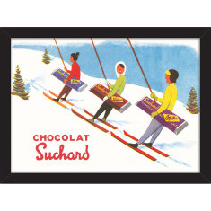 Chocolat Suchard Print