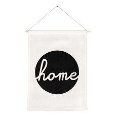 Home handmade wall banner