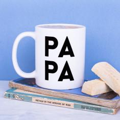 Papa Ceramic Mug