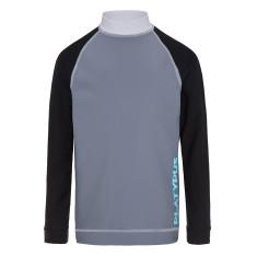 Boys' UPF 50+ long sleeve sunshirt