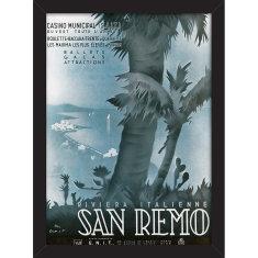 San Remo Print
