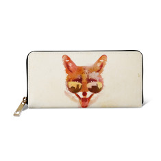 Big Town Fox Vegan Leather Wallet