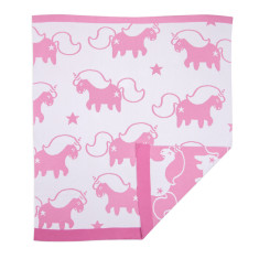 WEEGOAMIGO Journee Knit Blanket - Ursula