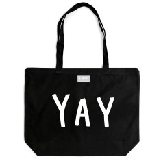 YAY Shopping Tote Bag