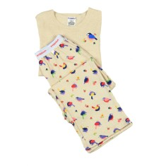 Willy wagtail relaxed fit pyjama set