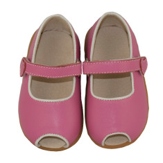 Isabel toddler peep toe sandals
