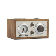 Model three table radio in classic walnut