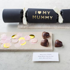 Personalised Mother's Day Chocolate Cracker