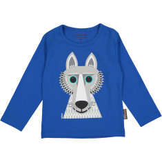 T-shirt long sleeves - Wolf