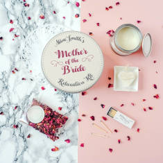 Personalised Mother Of The Bride Survival Kit