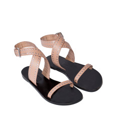 Anya Leather Sandal