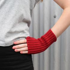 Merino wrist warmers (various colours)